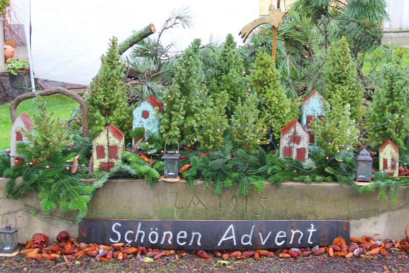Sliderbild Advent in der Grünwerkstatt
