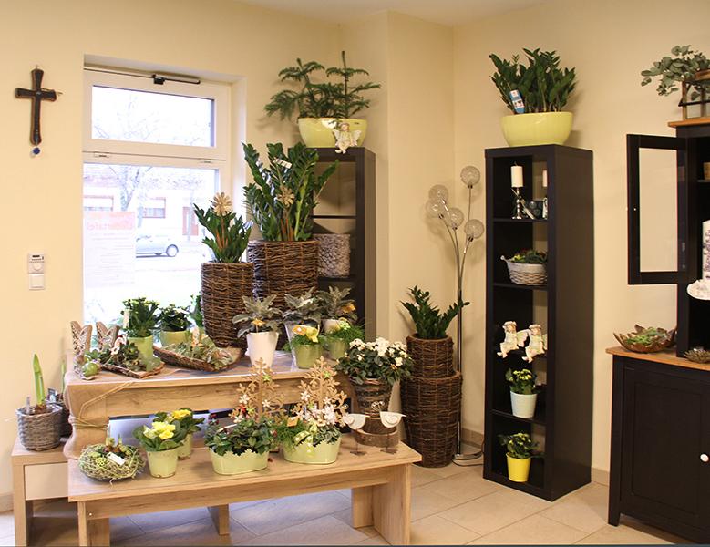 Grünwerkstatt Blumen & Dekorationen